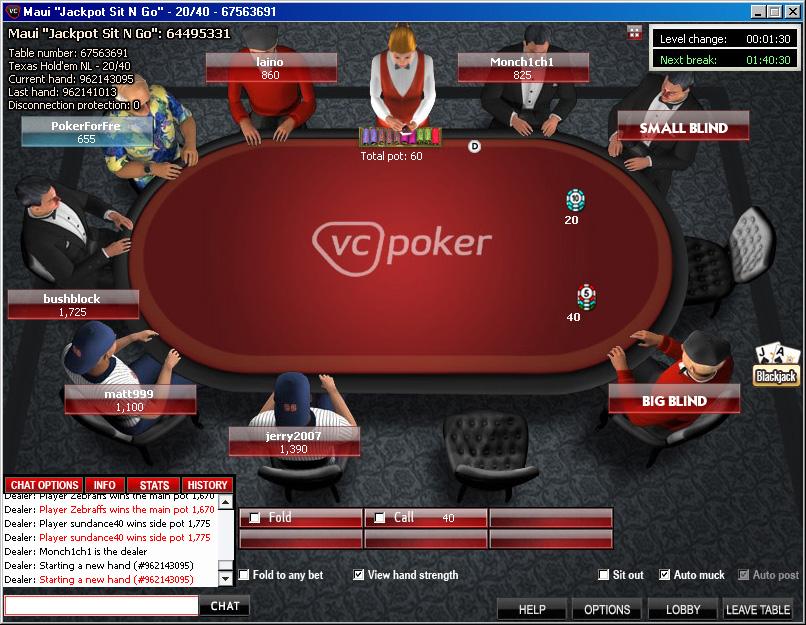 vc casino bonus
