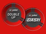 VC Poker Double Up Dash